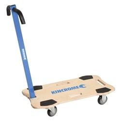 Utility Cart With Foldaway Handle